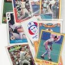 20 - CAL RIPKEN Cards Baltimore Orioles