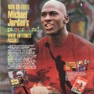 1991 Wheaties Michael Jordan Color Advertisement