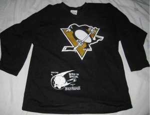 the latest 84a3f 260ed Pittsburgh Penguins SGA JAROMIR JAGR Jersey Shirt YOUTH XL