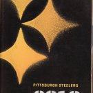 2010 Pittsburgh Steelers Media Guide Football