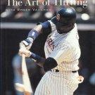 The Art of Hitting by Tony Gwynn 1998 Hard Cover w/DJ First Edition Book MINT
