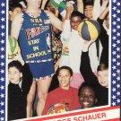 Crazy George Schauer Basketball Wizard NBA Drug-Free Trading Card