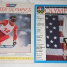 2 - 1988 Summer & Winter Olympics Program Viewer's Guide Calgary