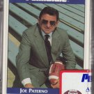 Penn State Legends All American Set Front Row Paterno Factory Sealed Set