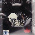 2005 Penn State Football vs Cincinnati Bearcats Match Up Collector's Pin New