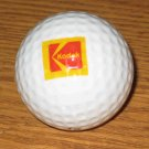 Vintage KODAK Camera White Logo Golf Ball #3