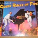 1997-98 Penn State Lady Lion Basketball AUTOGRAPHED Schedule Poster Great Balls of Fire
