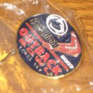 2007 Outback Bowl Pin Penn St NEW Game button