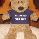 Penn State Gund Lou Bear Plush Doll We Are Penn State