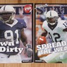 2 - Penn State Fight On State Magazines Tamba Hali & Michael Robinson 2005-06