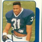 1989 Second Mile Andre Collins Signed Penn State Trading Card RARE