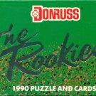 1990 Donruss Rookies Sealed Baseball Card Set NEW Ventura, Alomar