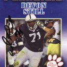2011 Second Mile DEVON STILL Penn State Trading Card
