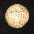 1965 Plymouth Chandler Harper Signature Golf Ball Steel Center