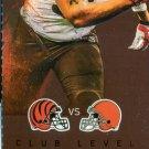 2014 CLEVELAND BROWNS GAME TICKET JOHNNY MANZIEL 1ST NFL FOOTBALL START HEISMAN