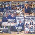 2006 Penn State Football Complete Season of Programs BSP Beaver Stadium Pictorials
