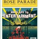 2009 Rose Parade Official Souvenir Program New Penn State vs USC