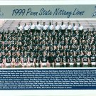 "1999 Penn State Football Team Photo 10"" x 8"" Paterno Arrington"