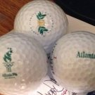 3 - 1996 Olympic Games Logo Golf Balls Atlanta 100 Years