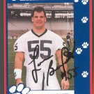 1993 Second Mile Lou Benfatti Signed Penn State Trading Card