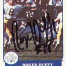 1988 Second Mile Roger Duffy Autographed Penn State Trading Card