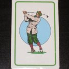 Golf Themed Deck of Playing Cards Hampton Direct Inc New SEALED