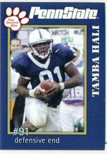 2005 Penn State Second Mile Football Card Tamba Hali