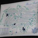 Boca Raton Hotel & Golf Club Glass Tray 9x7 Florida Coin / Jewelry Tray
