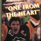 1990-91 Story of the PITTSBURGH PENGUINS VHS ONE FROM THE HEART Mario Lemieux