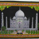 India Taj Mahal Love Temple Spirit Indian Tapestry