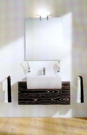*Keuco Edition 100 Contemporary Wallmounted Vanity