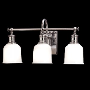 Hudson Valley Keswick Collection 3-Light Wall Sconce