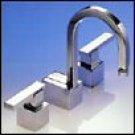 *Paul Decorative Argo Wide Spread Faucet 2097TA