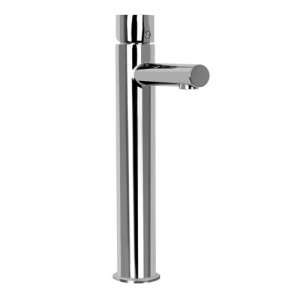 *Aquabrass- K-Blu tall single-hole lever handle lavatory faucet with pop-up drain
