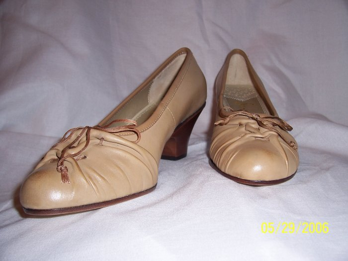 "WOMENS SHOES by SAM EDELMAN ""TOBEY"" BUGATTI, SZ 7.5, RET. $100"