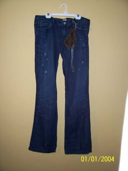 ANTIK DESIGNER JEANS - SIZE 31 - GUARANTEED AUTHENTIC, RET. $305