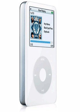 Apple Ipod Video 80GB - Portable MP3/Video Player White
