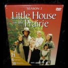 Little House on the Prairie Season 2 DVD Collectors Edition Set of 6