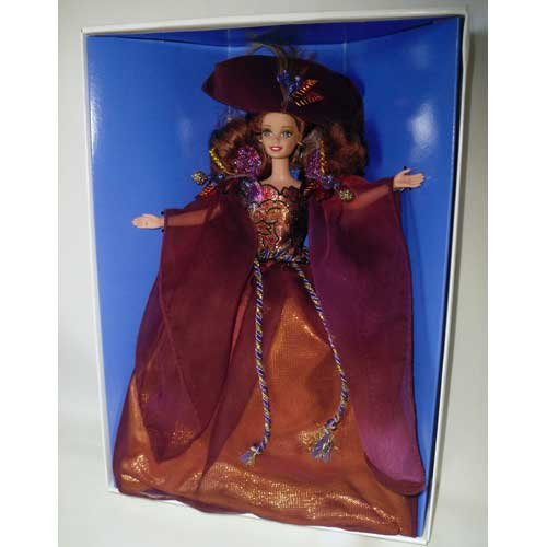 Autumn Glory Barbie Doll - 1996 Enchanted Seasons Collection