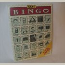 Cafe Coffee Bingo Game - 12 Different Playing Cards by Knock Knock