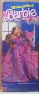 Mattel 1984 Dreamtime Barbie
