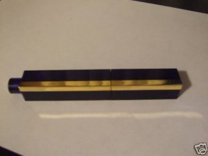 ESTEE LAUDER Electric Liquid Creme/Lipsticks-Full Size-Hot Shade -#9 -Hot Metal-New