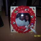 Wedding souvenir pic frames