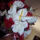 Wedding bride bouquets