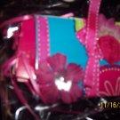 pink and blue mini album