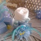 baby shower decor diaper muffin