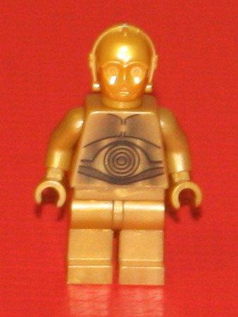 Lego Star Wars C-3PO Minifigure