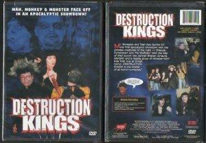 DVD - Destruction Kings