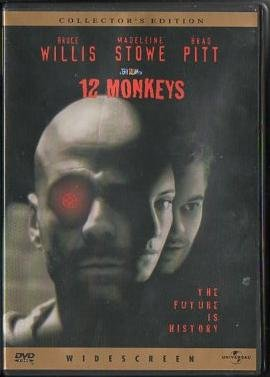 DVD - Used - 12 Monkeys