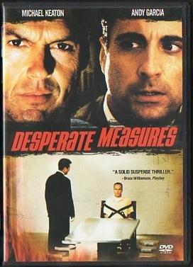 DVD - Used - Desperate Measures